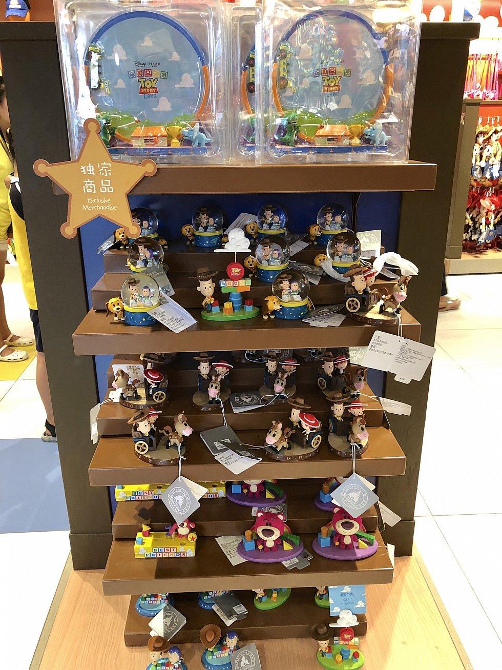こちらは上海ディズニーオリジナル商品。ラウンドアップの可愛いなぁ