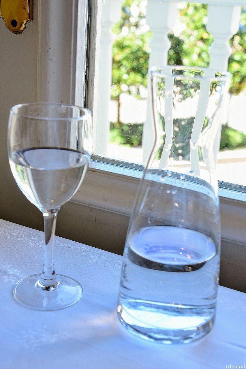 無料の水道水