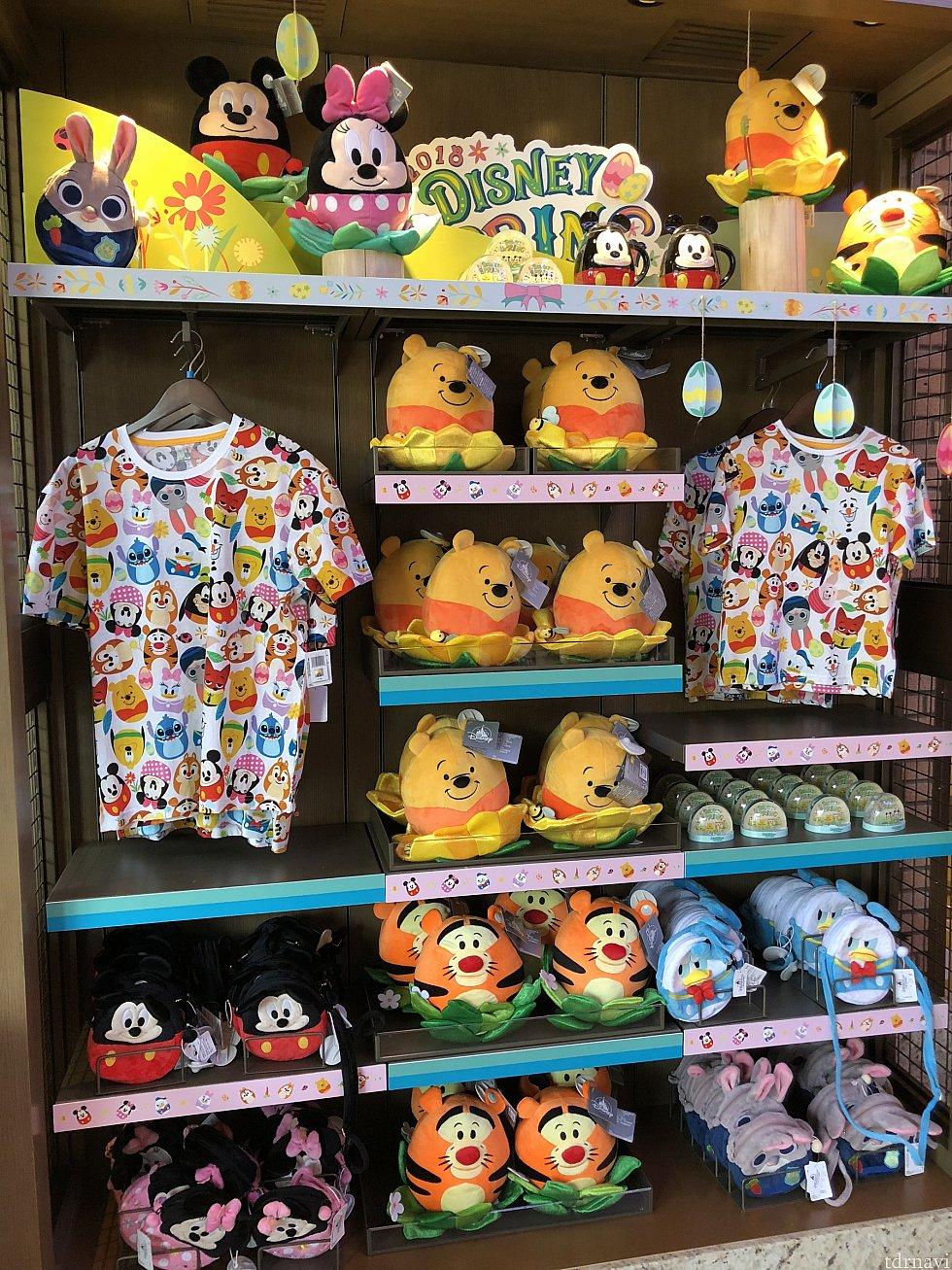 Tシャツ 大人用 149元 子ども用 119元。 たまご柄が可愛い!生地は割と薄めでした