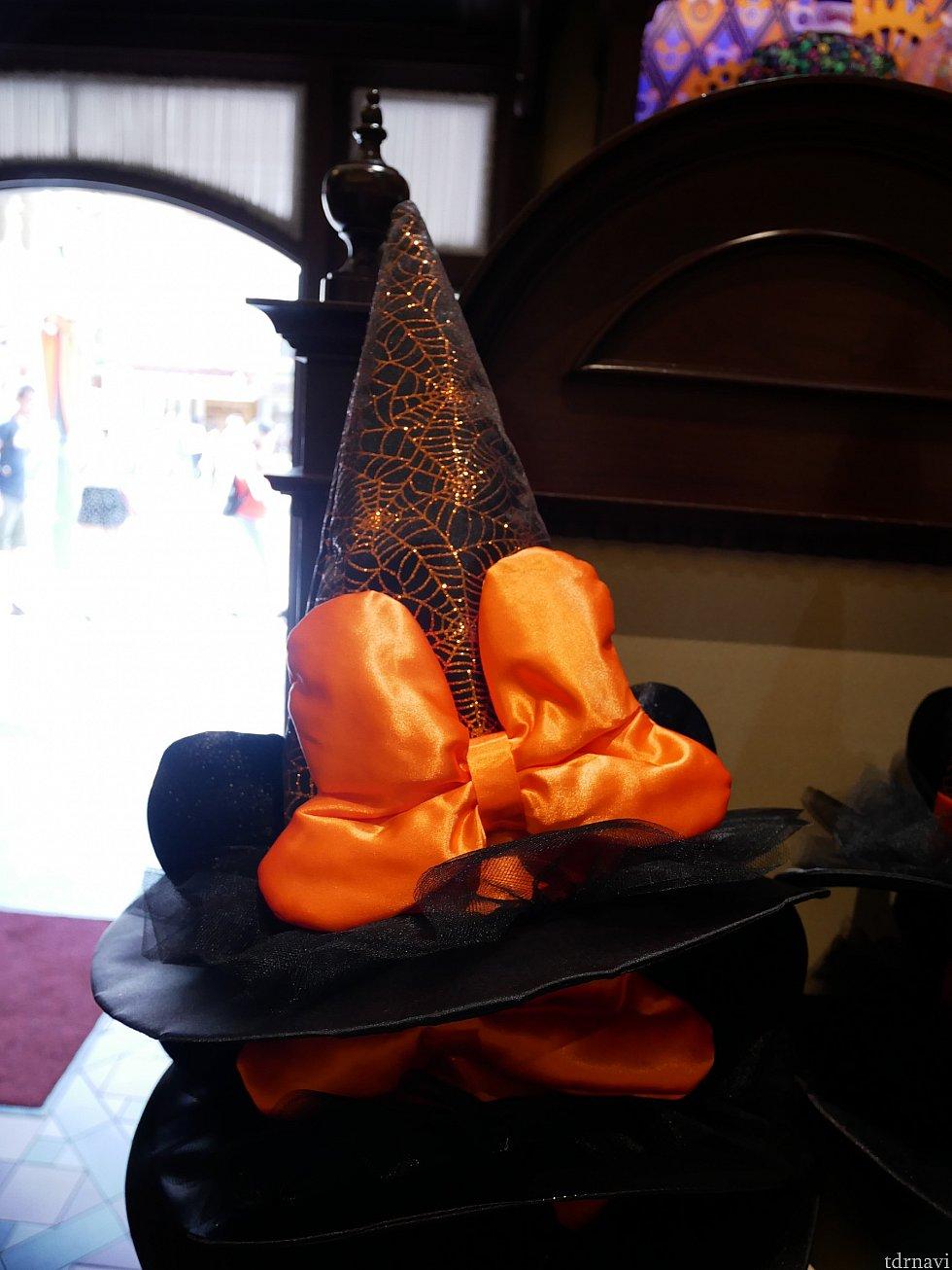 ミニーちゃんの耳付き帽子 198HKドル