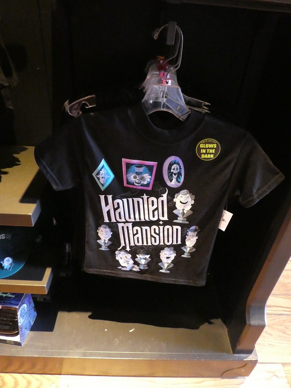 キッズ用Tシャツ(暗闇で光ります)