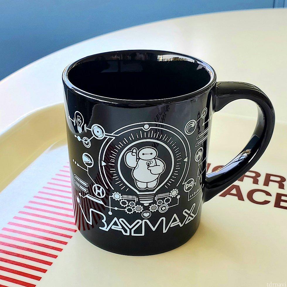 プラス400円でマグカップが買えます ●ー●