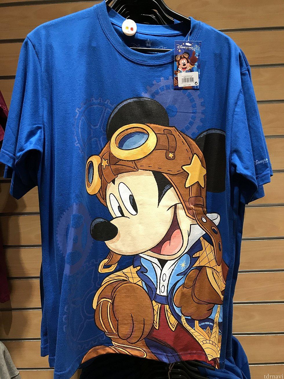 25周年Tシャツも、あります。