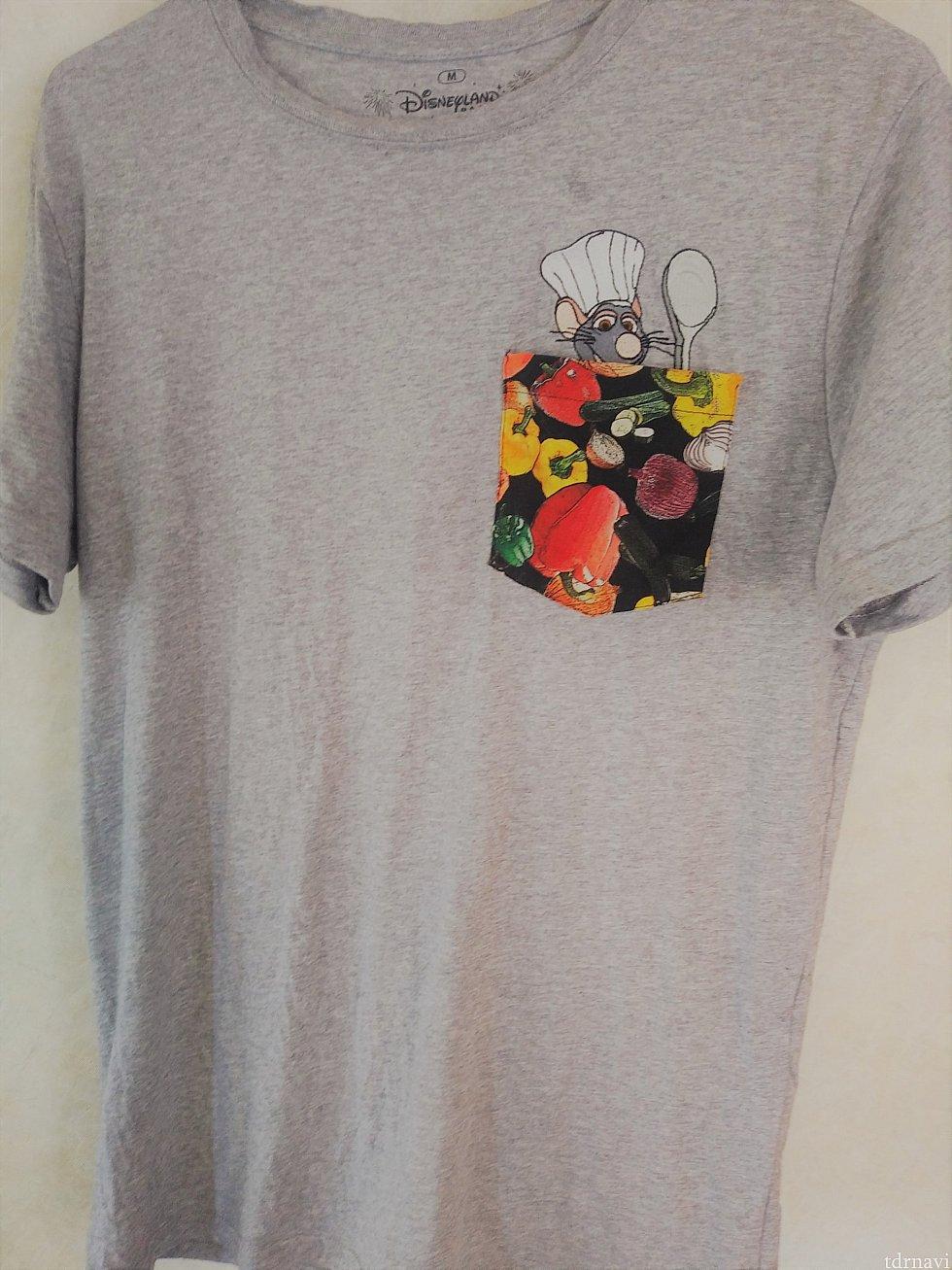 レミーのTシャツ