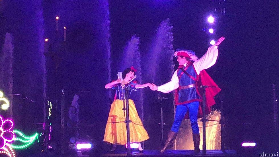 白雪姫と王子