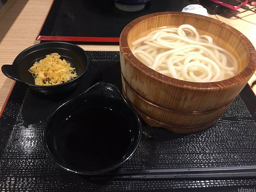 丸亀製麺!