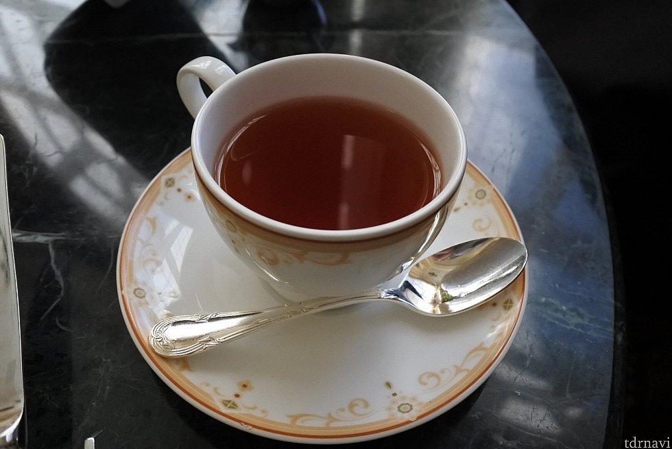 季節の紅茶