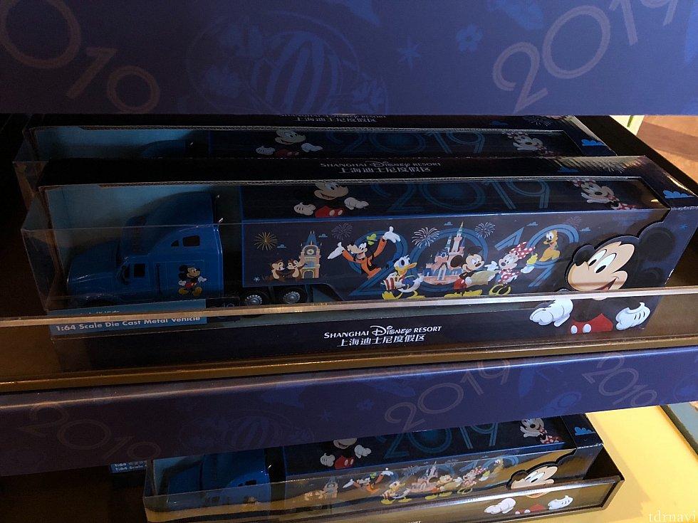 おもちゃのミニトラック 159元。