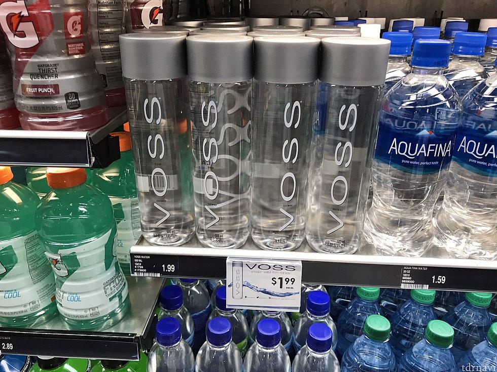 ABCストア内この水こんな所で買えるなんて嬉しい💞