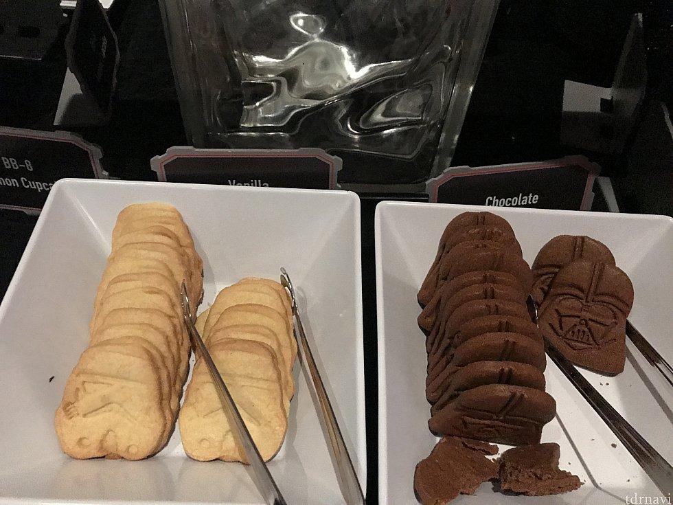 ストームトルーパーとJPSさんのクッキー笑笑