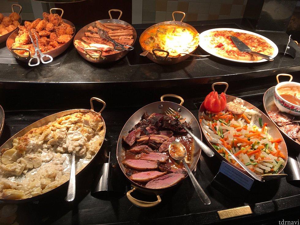 料理はみなさんご紹介されている通り、大変豪華!