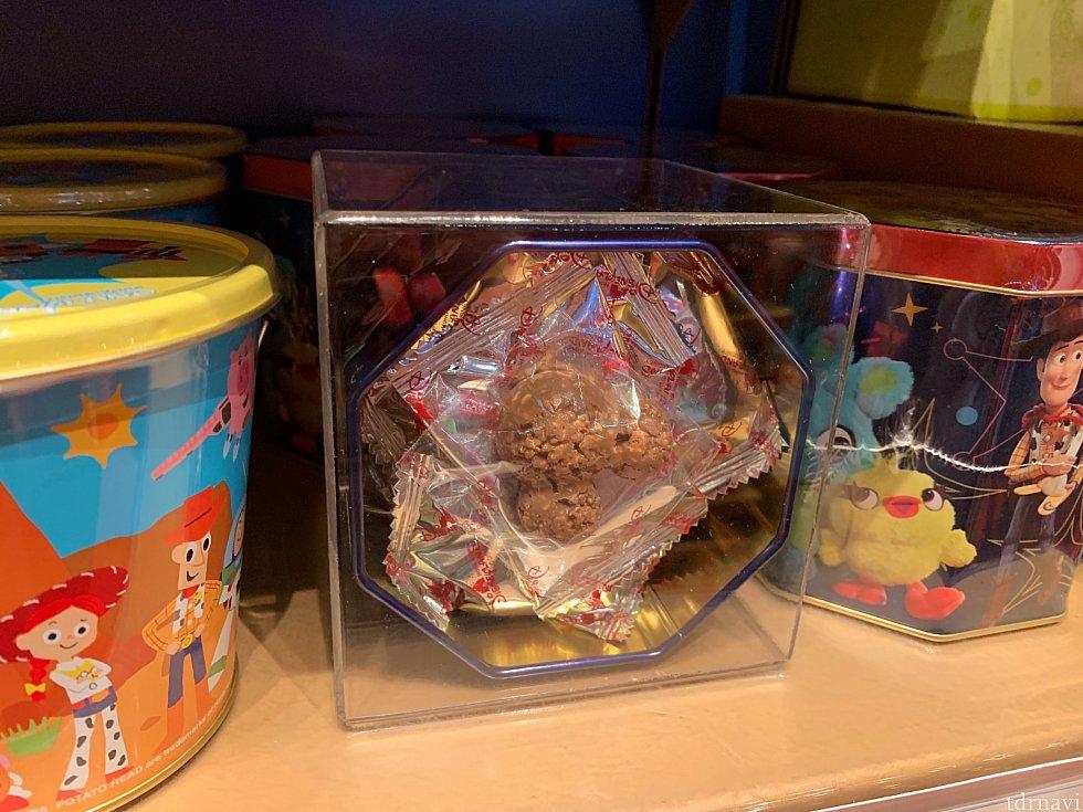日本で人気のチョコレートクランチも!ただ、夏の香港でチョコレートなんて買って持ち歩いたら溶けてしまいそうです……。