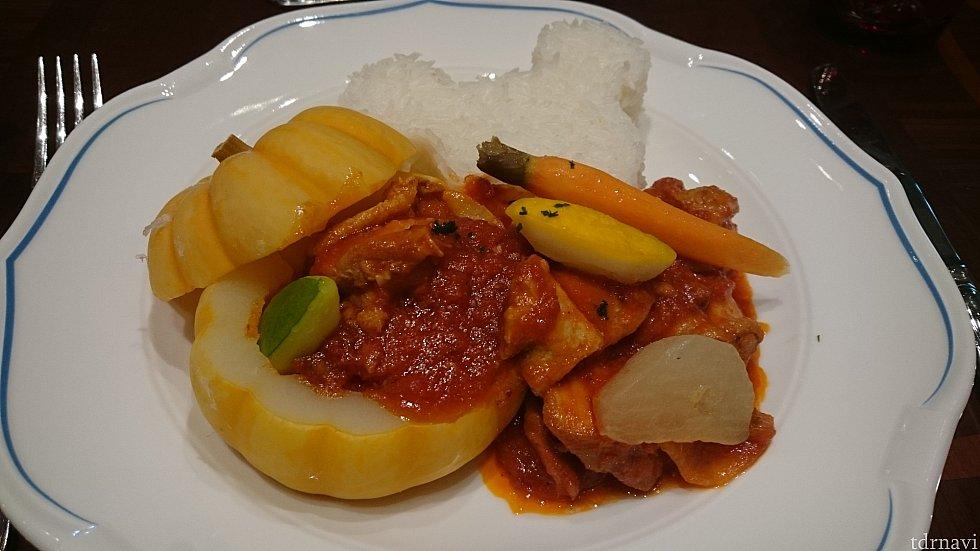 プッチーニが印象的ですが、あまり美味しくないのが残念チキンやライスは安定の美味しさです