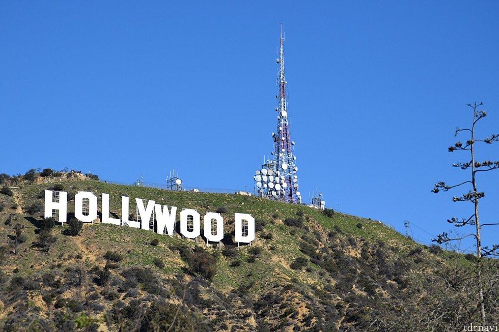 【レイクハリウッドパーク】ハリウッドに来たなら近くで見ておきたい!
