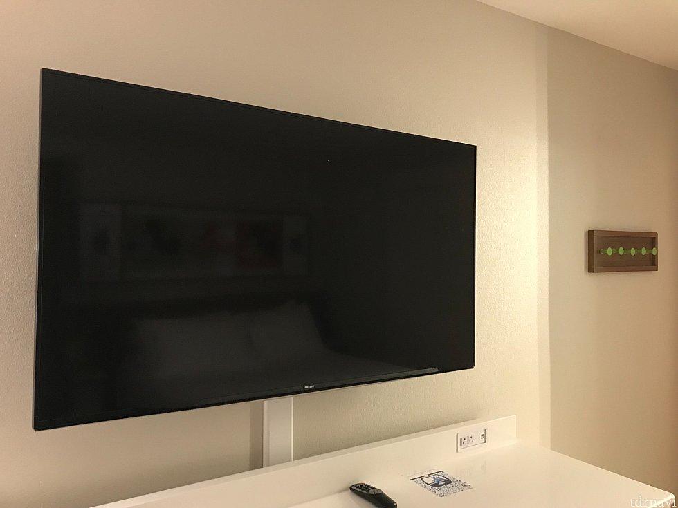 テレビと下の台