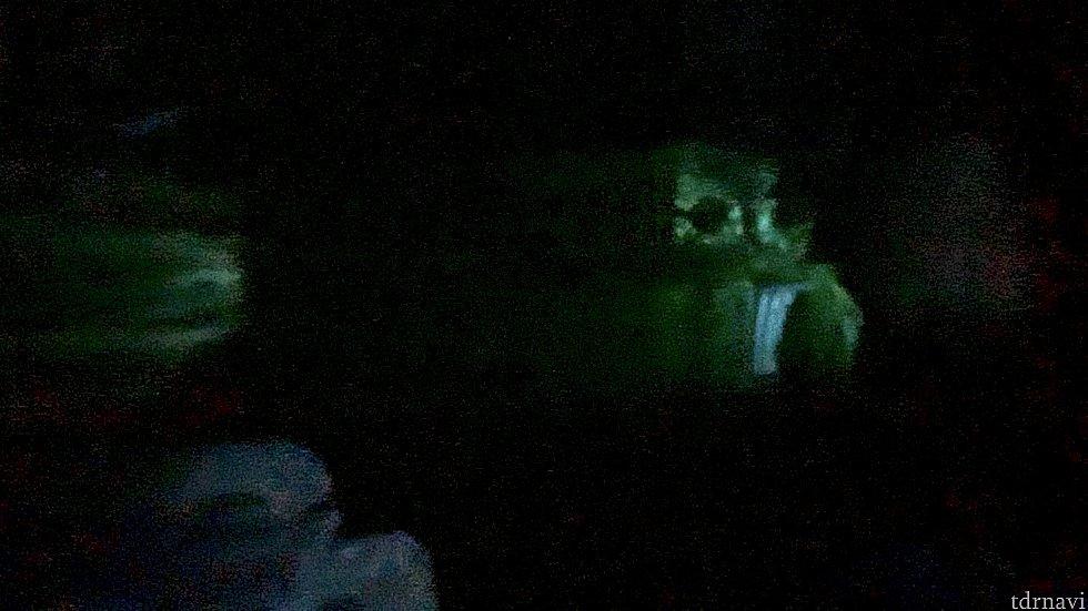 その7:最後の墓場のところ 動画がほぼ真っ暗でしたが、かろうじて薄っすら50って見えます。何か変なものが写り込んでたらごめんなさい。