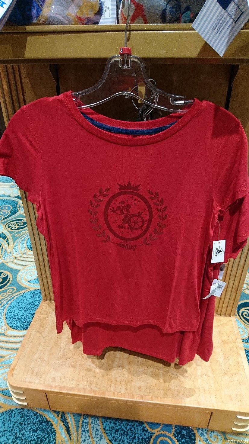 ワンダー号のTシャツ!