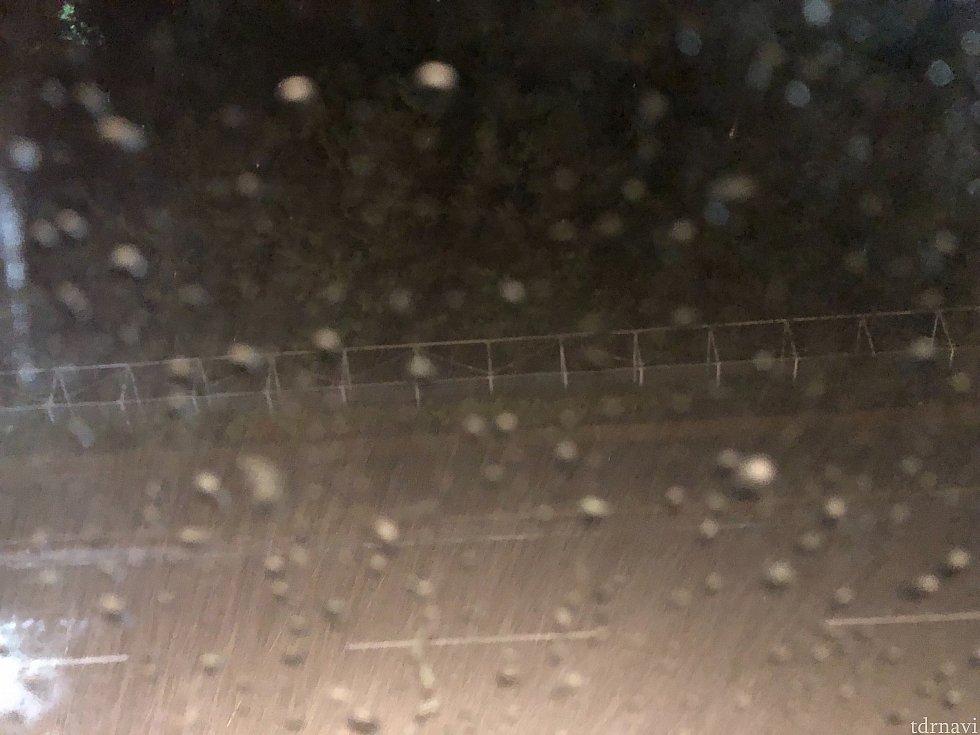 大型台風15号 接近 もの凄い風力でしたねー