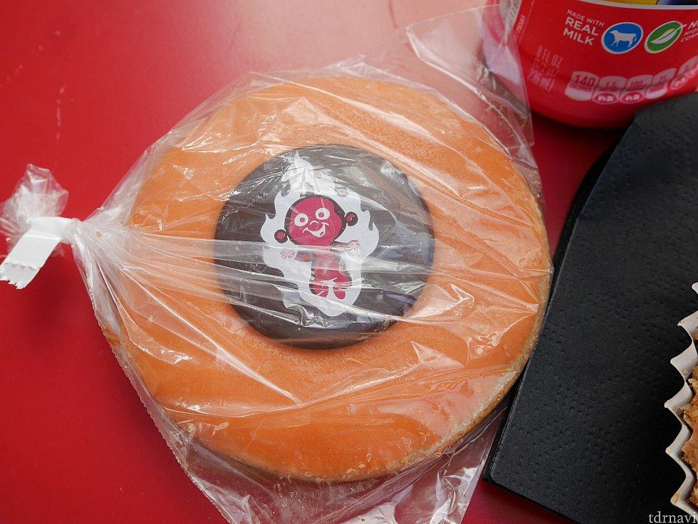 ジャック・ジャックショートブレッドクッキーは袋に入ってました。