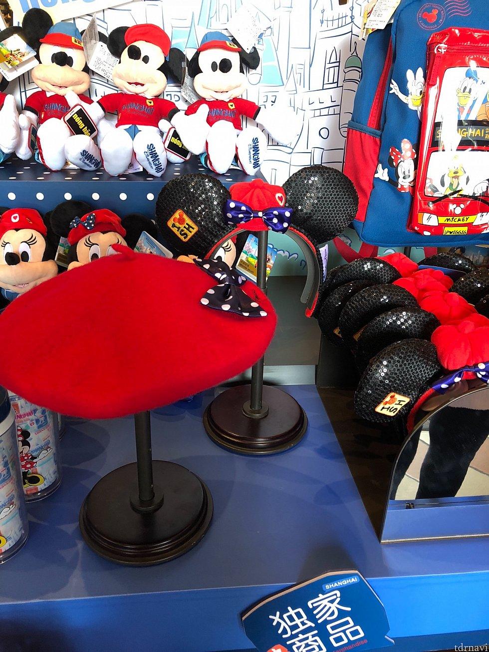 ベレー帽&カチューシャ❤️ カチューシャ129元
