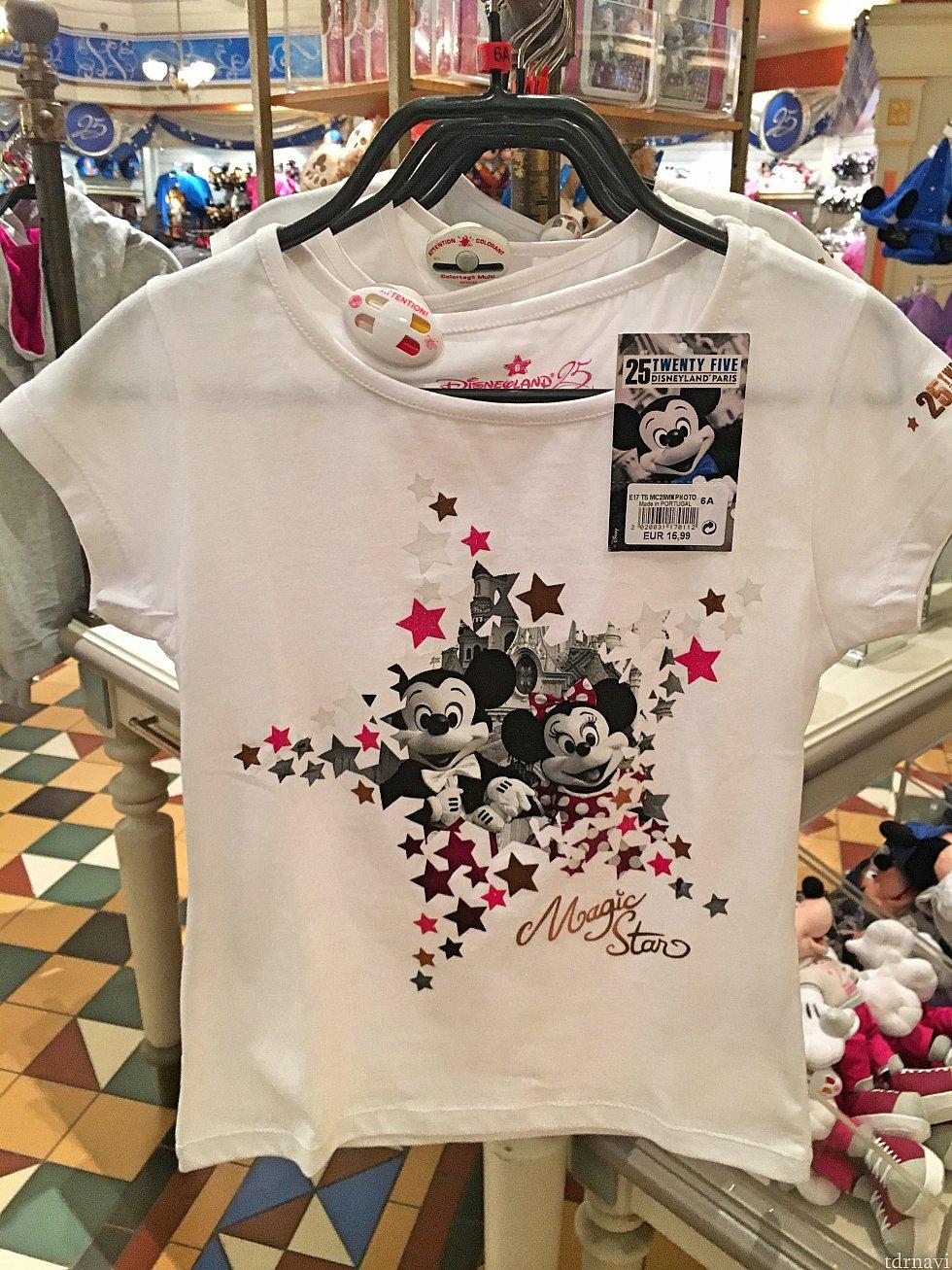 Tシャツ 15.99€