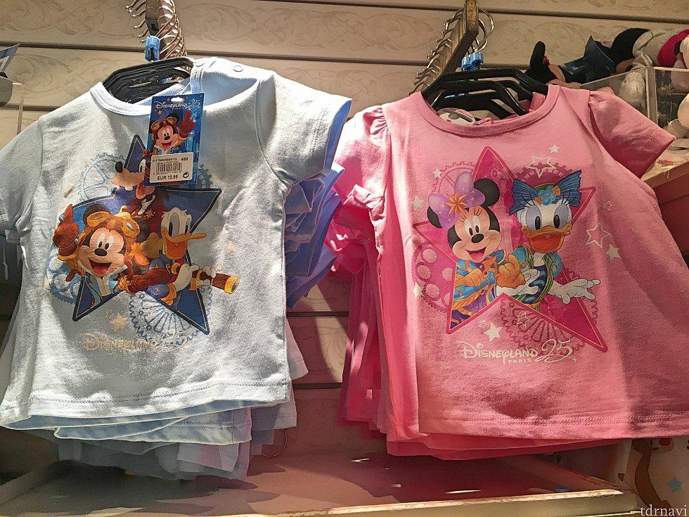 Tシャツ 12.99€