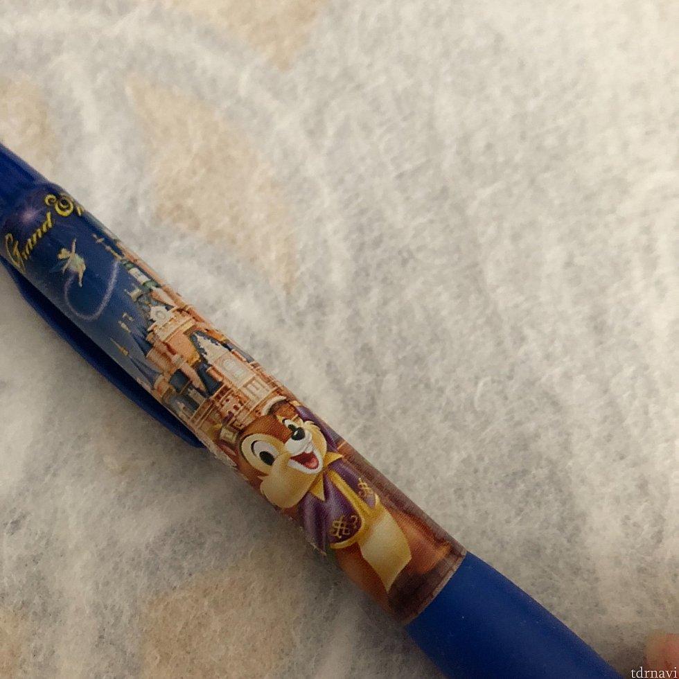 ボールペンもバラ売り。2.95ドル。