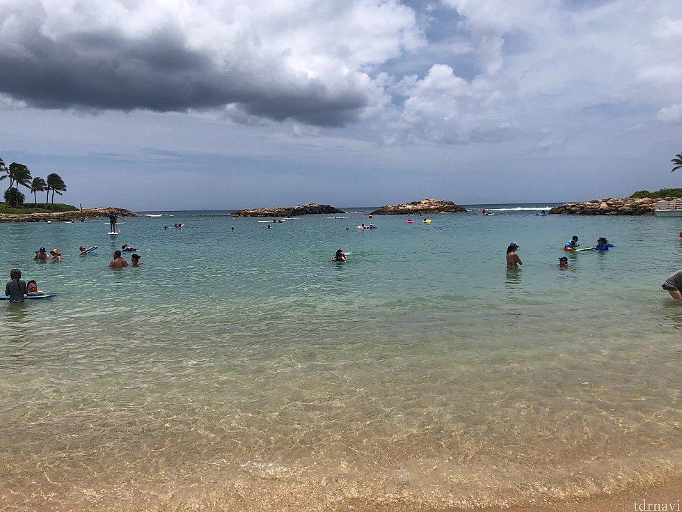 アウラニビーチ