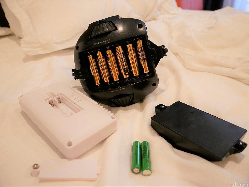 リチウム電池を使っているので手荷物です。Bluetoothを使っていて遠隔操作できてしまうので没収されたら大変と思い、ホテルで+ドライバーを借り、念のため電池は本体から外しておきました。なんの問題もなく持ち帰れました。