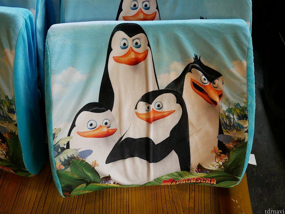 ペンギンズ柄もあります