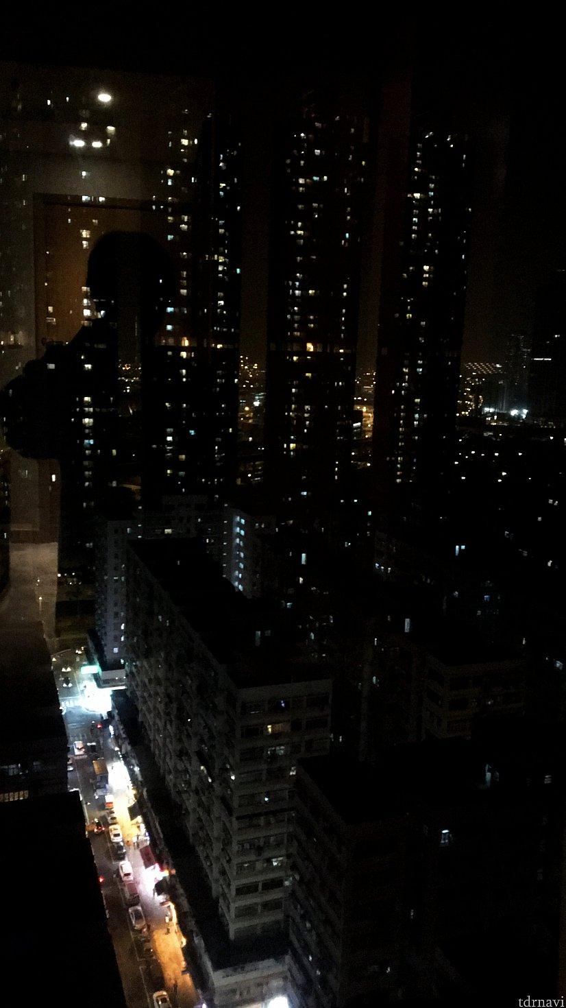 夜景でーす。