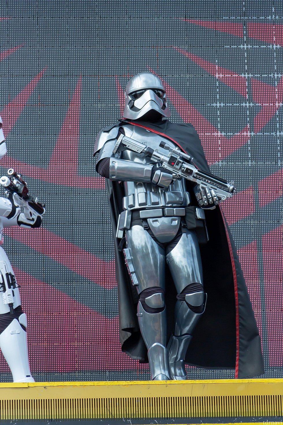 キャプテン・ファズマはMarch of the first orderでも会えます🙌