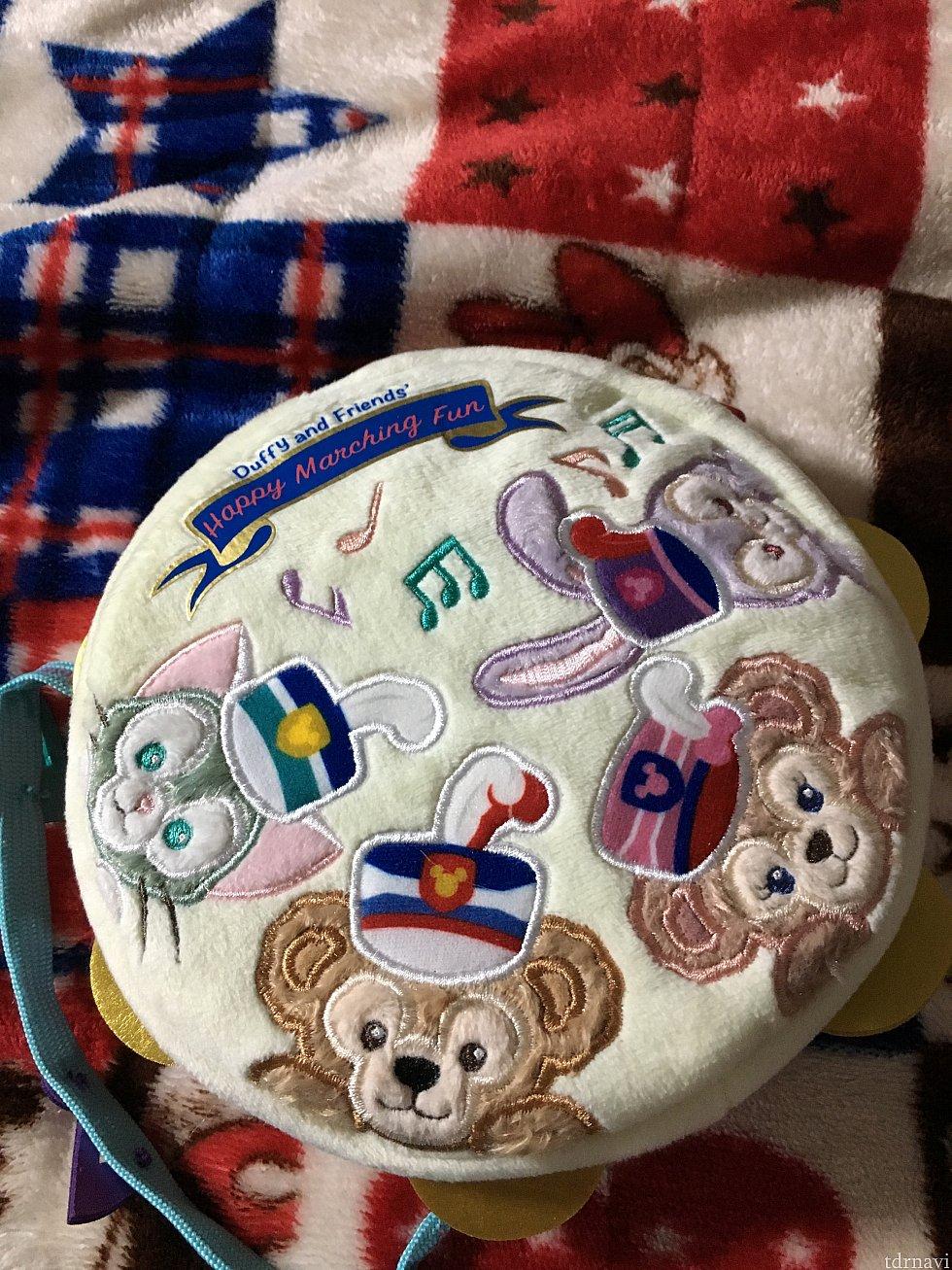 コインケース 2000円 表面は刺繍