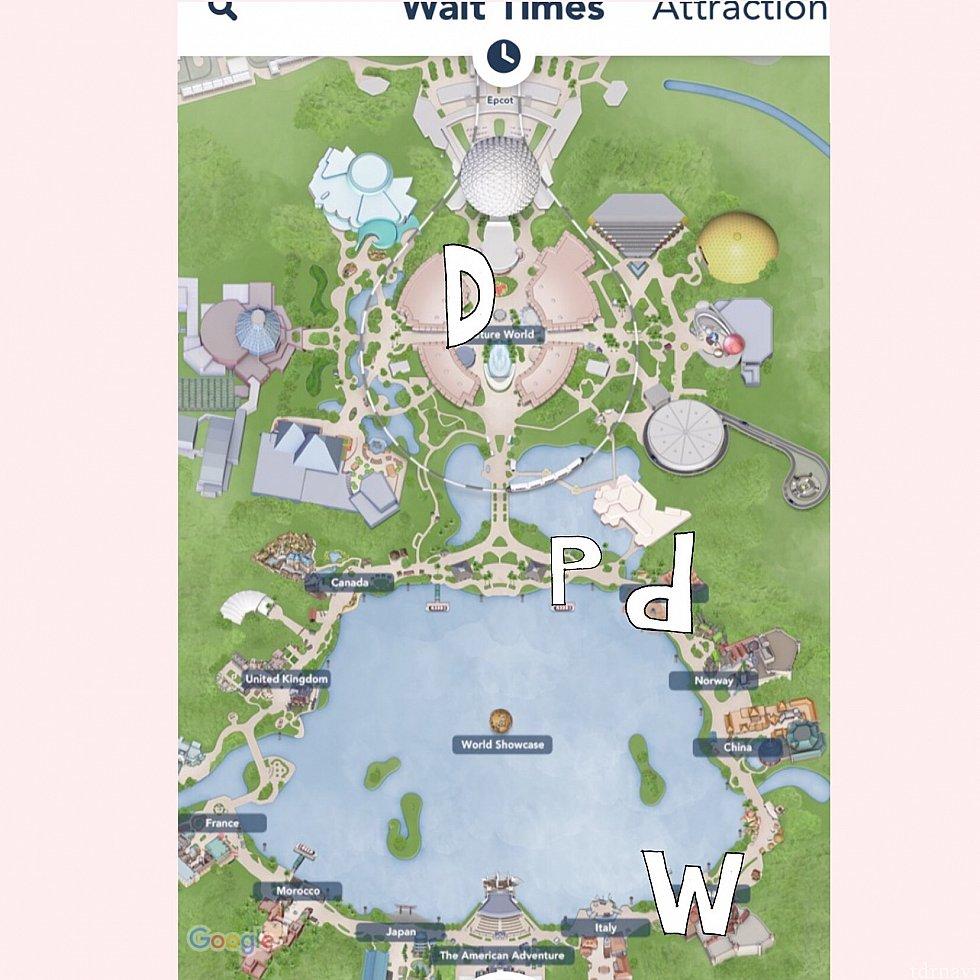 アプリの画面です。 上のカテゴリーにcharacterとあるのでそこで調べられます。 今回会えたキャラクターの場所を示しています。