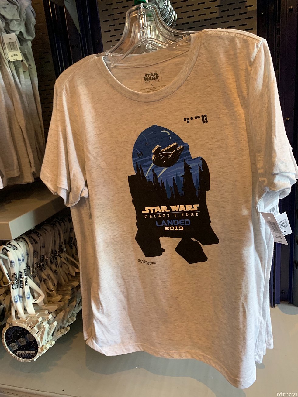 このTシャツかわいい!25ドル