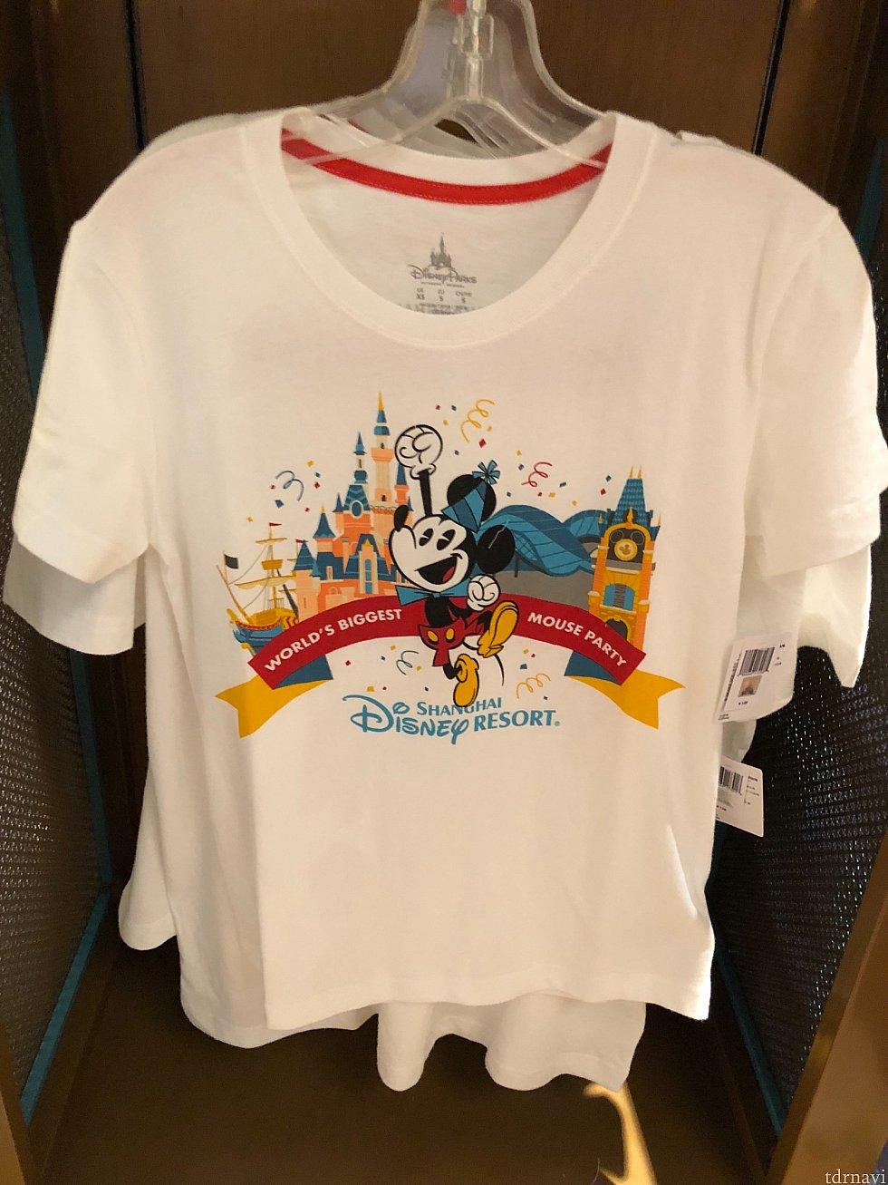 Tシャツ大人用 129元