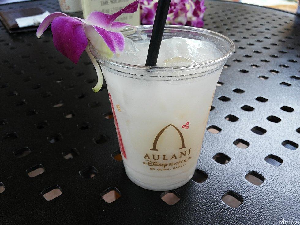 ライム・イン・ココナッツというノンアルコールカクテルです。