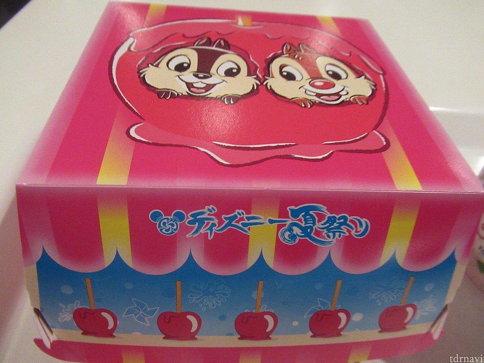 スペシャルセット 980円 縁日であそぶチデのパッケージも可愛い! 思わずテンション上がります(⌒▽⌒)