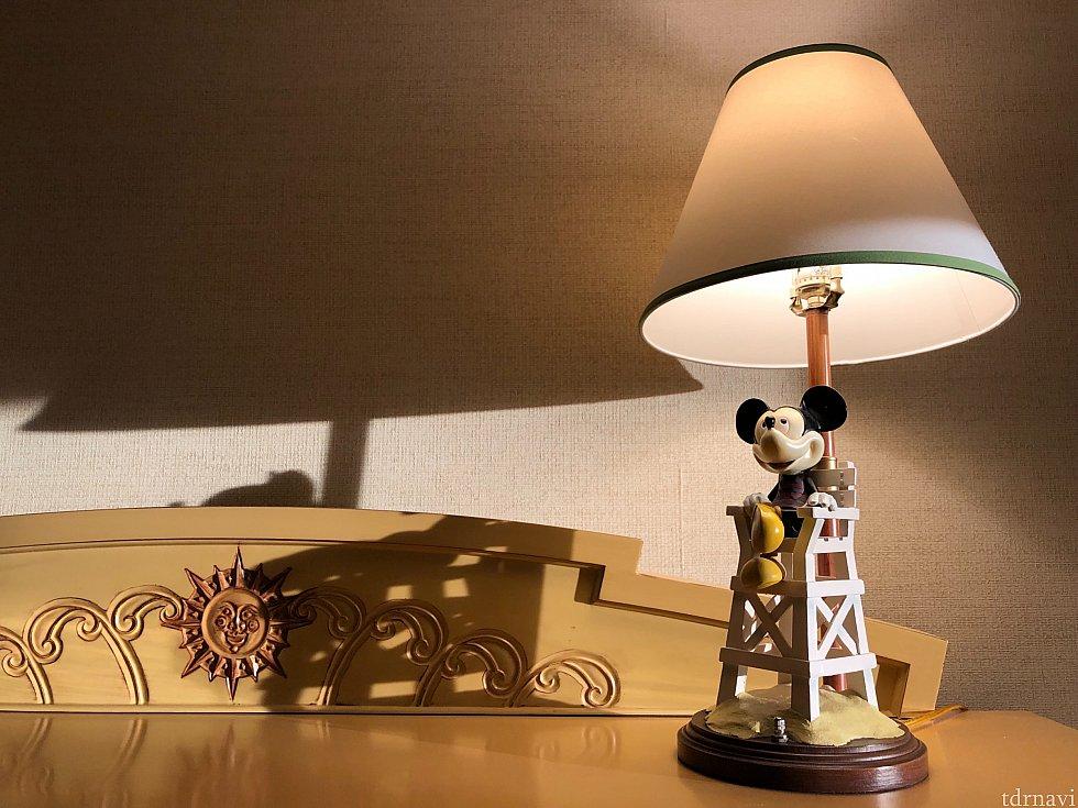 ランプ可愛かったです