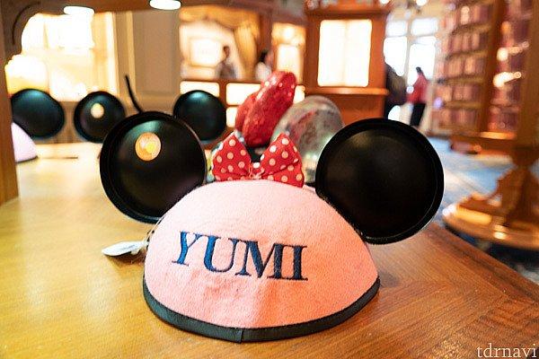 MIKIやYUMIのように、見本が日本人の名前なのは、日本人がいっぱい買っているんでしょうね(^^)