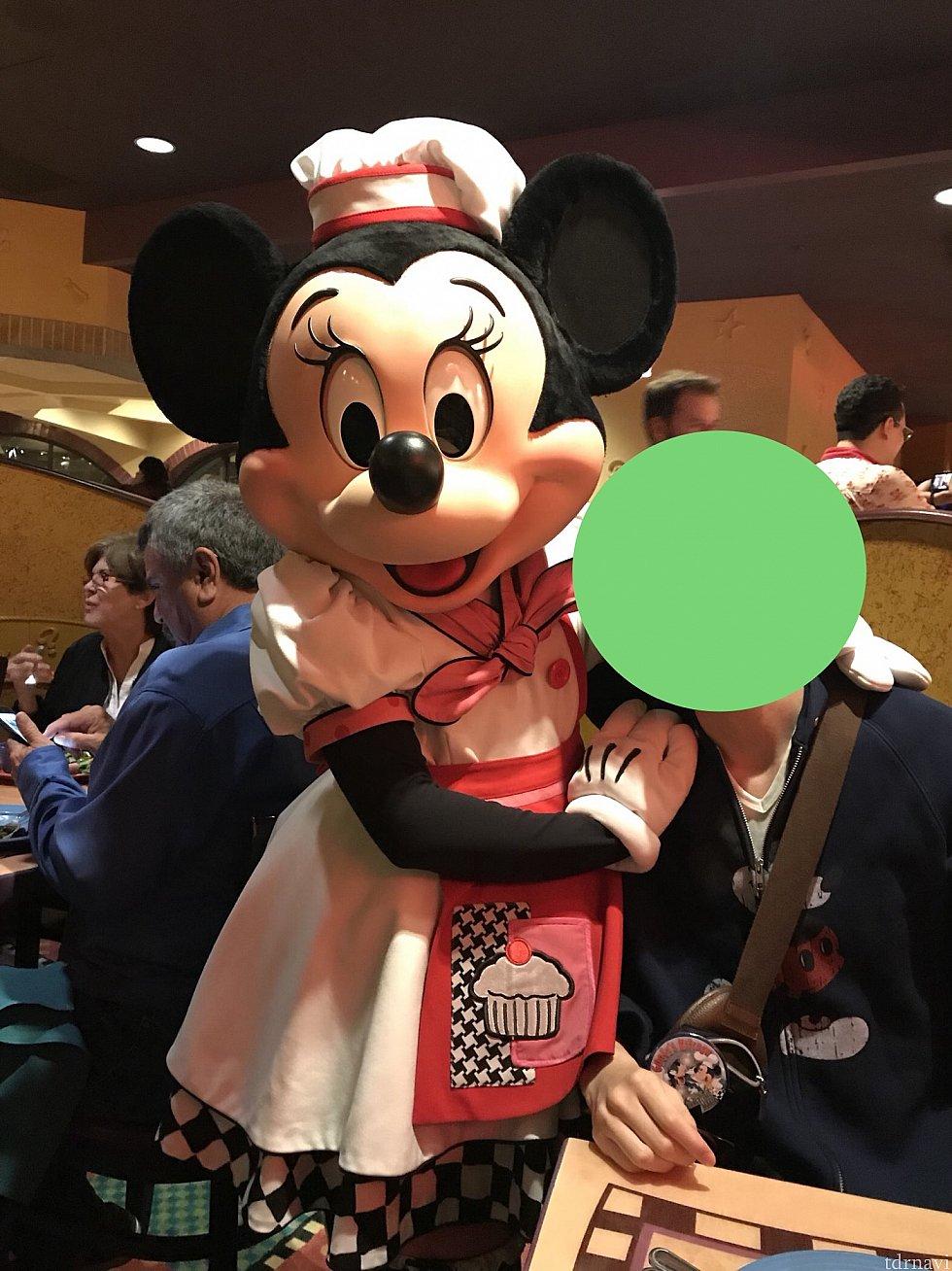 ミニーちゃん女子力がすごい!