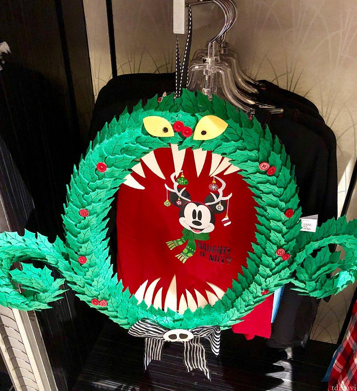 ナイトメア ビフォークリスマスのリース。$44.99
