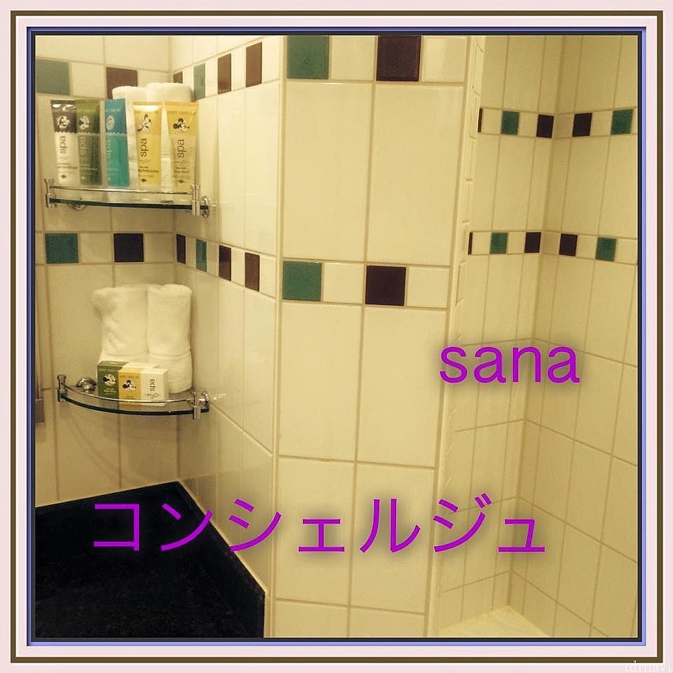 バスルーム☆