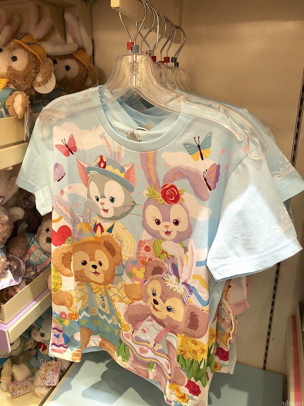 こちらのTシャツも大人用 169元