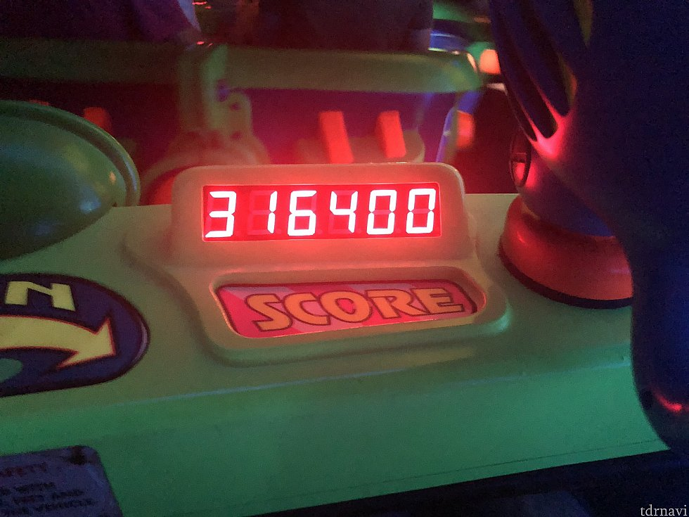 早々に20万点を獲得しましたが最終スコアはここまで。