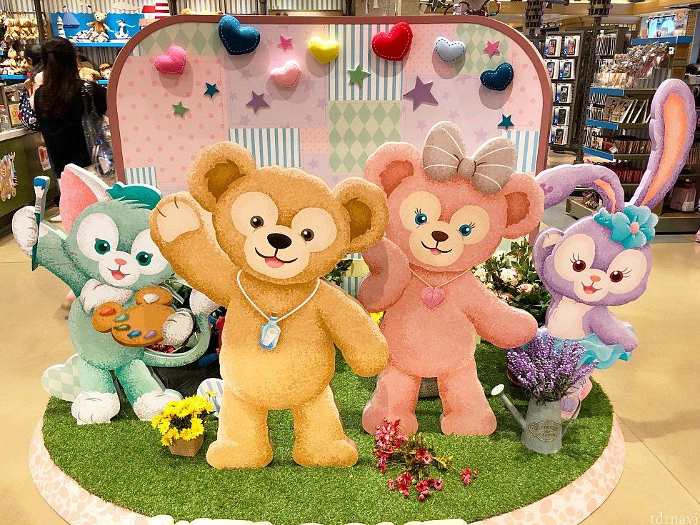 ③World of Disney Store フォトロケも!