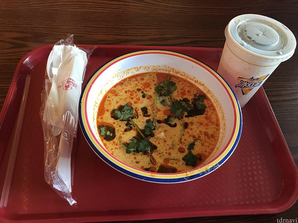 海鮮叻沙麺 75元
