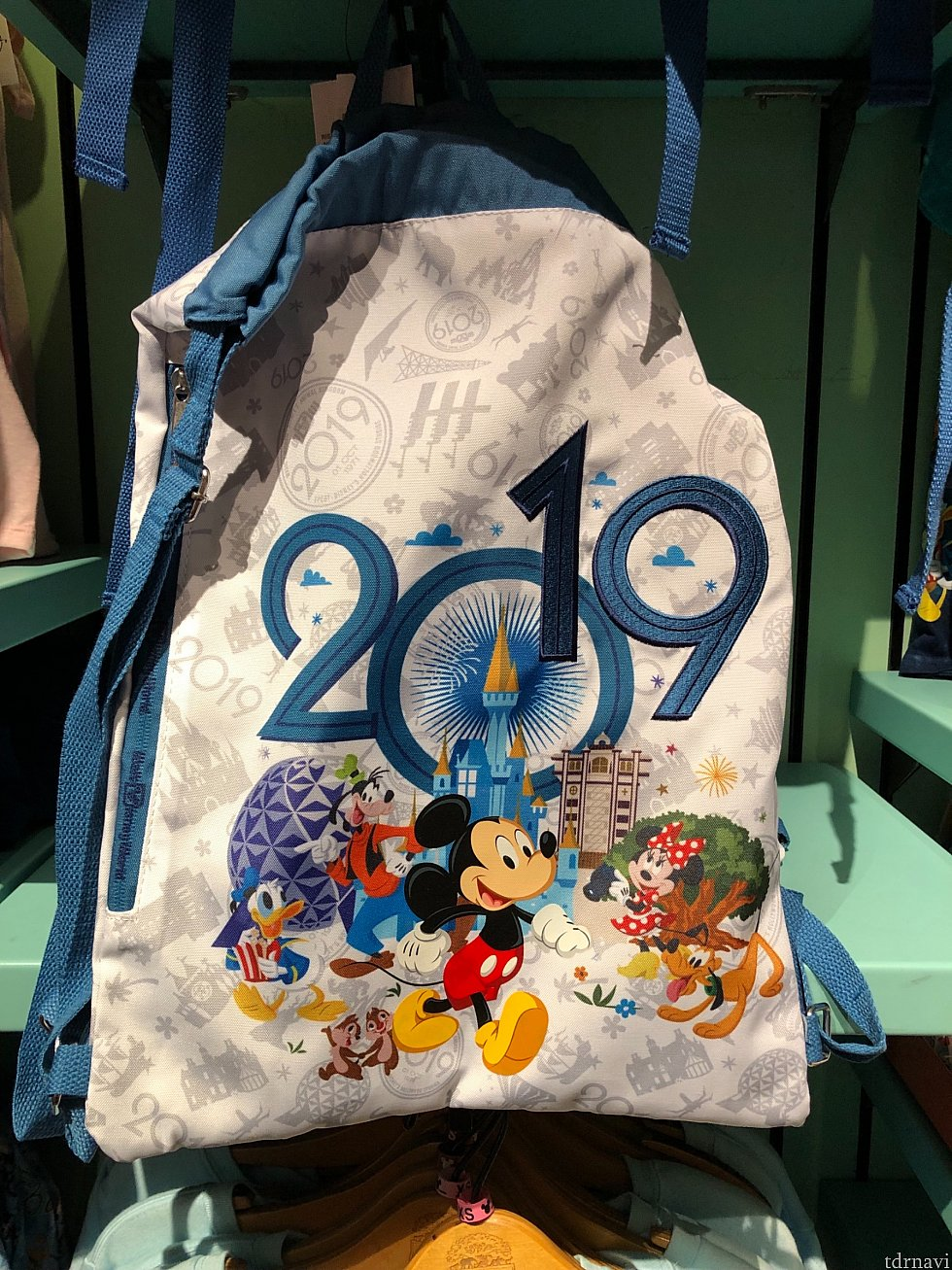 このタイプのバッグもあります。