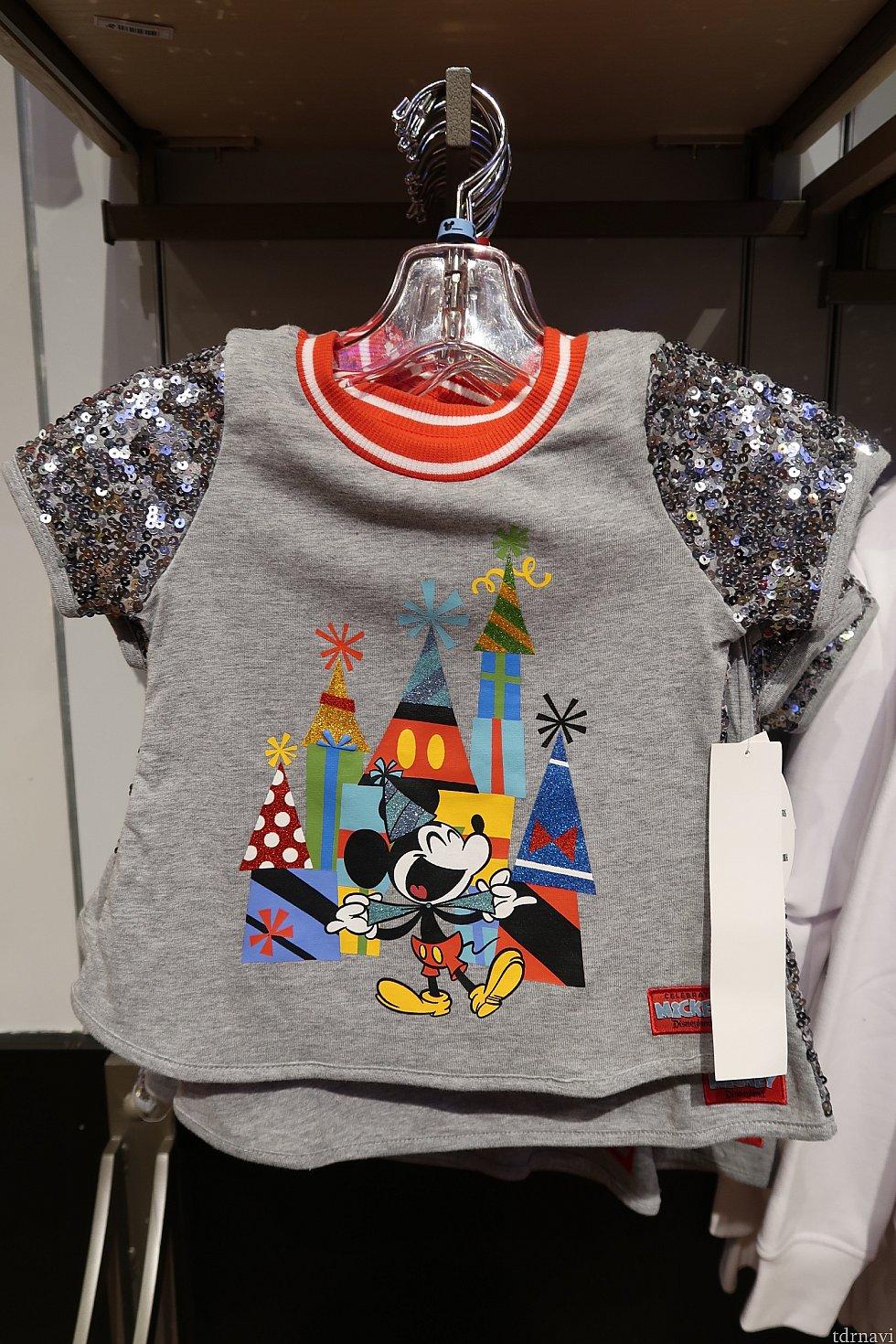 子供用Tシャツ $29.99