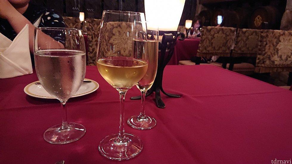 ソムリエおすすめのグラスワインセット